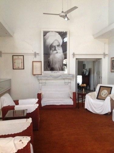 BHAI VIR SINGH MEMORIAL HOUSE DRAWING ROOM VIEW