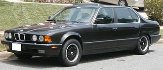 Ercole Spada - BMW 7 Series (E32)