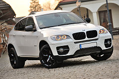 BMW X6 przed liftingiem