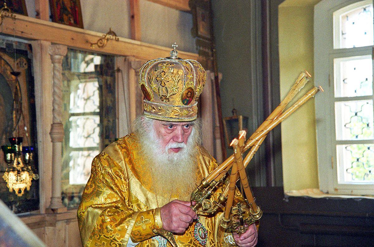 Украинская церковь никогда не вернется к Московскому патриархату, - Филарет - Цензор.НЕТ 9759