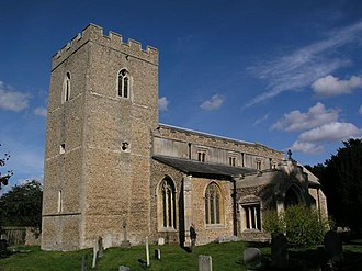 Babraham - St Peter's Church
