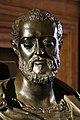 Baccio bandinelli, busto di cosimo I, 1554-58 (palatina) 03.jpg
