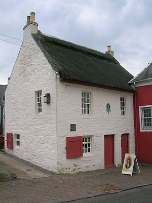 Burns Clubs - The Tarbolton Batchelors' Club, model for Burns clubs the world over.