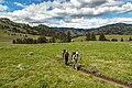 Backpackers on the Blacktail Deer Creek Trail (41555428885).jpg