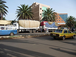 Bahir Dar - The Bahir Dar city center