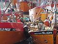 Bajando la carga Puerto de Mar del Plata.JPG