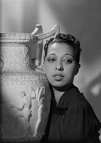 Josephine Baker - Baker in 1940.