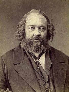 Michael Aleksandrovič Bakunin