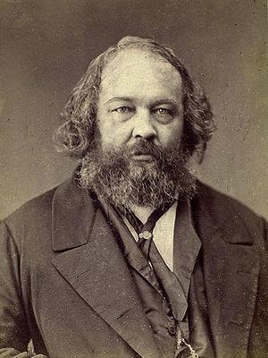 Mikhail Bakunin cover