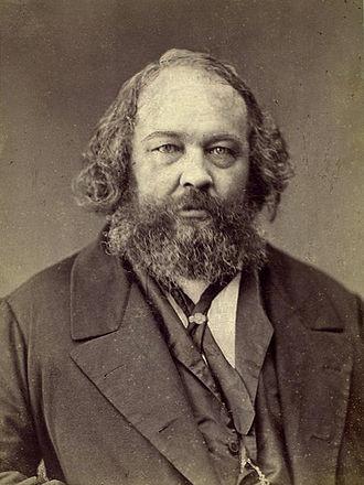 Social anarchism - Mikhail Bakunin