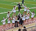 Baldwin Wallace Cheerleaders Pyramid (8084411517).jpg