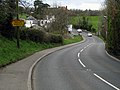 Ballylesson Road, Ballylesson - geograph.org.uk - 756934.jpg