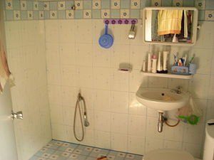 Bathroom In Desperate Need Of A Renovation!