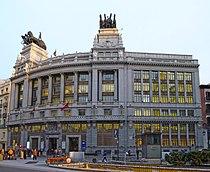 Banco de Bilbao (c. Alcalá 16, Madrid) 13.jpg