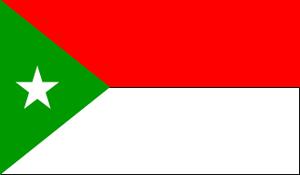 Trujillo, Trujillo - Image: Bandera Trujillo Trujillo