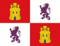 Bandera de Castella i Lleó.png
