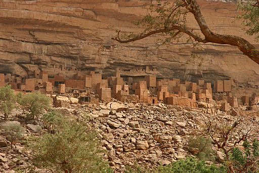 Bandiagara escarpment 2