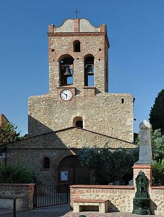 Banyuls-dels-Aspres - Saint-Andrew church