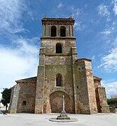 Barbadillo del Mercado - Iglesia de San Pedro - Torre.jpg