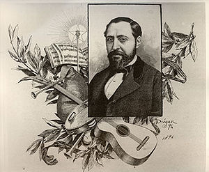 Barbieri, Francisco A. (1823-1894)