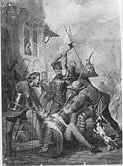 Anno 1492. Het Kaas- en Broodvolk te Haarlem