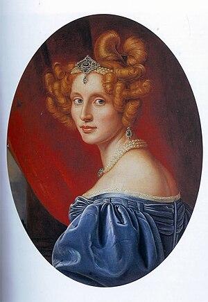 Baroness Wilhelmine of Dörnberg