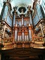Baroque Organ, Cathedral of St.Omer.JPG