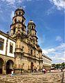 Basílica de Zapopan de costado.jpg