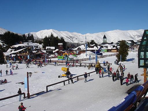 Base del Cerro Catedral (Bariloche)