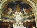 Basilica Santi Cosma e Damiano Mosaic (5987189702).jpg