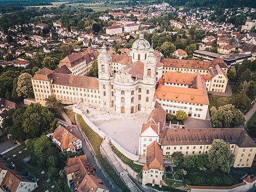 Basilika Weingarten St. Martin Mai 2020