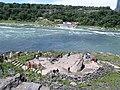 Basin of Niagara Falls, Niagara, NY, USA - panoramio.jpg