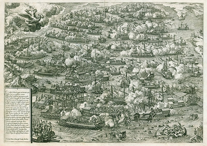 File:Battle of Lepanto by Martin Rota.jpg