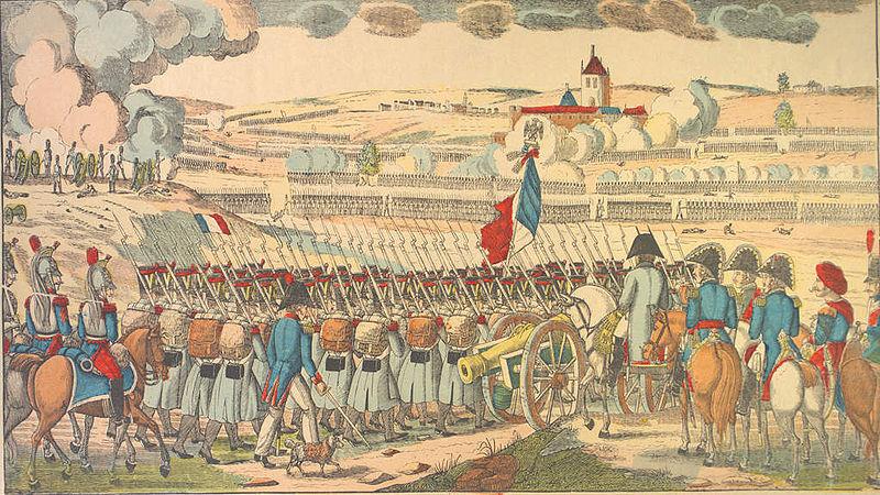 Archivo:Battle of Lutzen by Georgin.jpg
