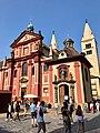 Bazilika Svatého Jiří, Pražský Hrad, Hradčany, Praha, Hlavní Město Praha, Česká Republika (48791899131).jpg
