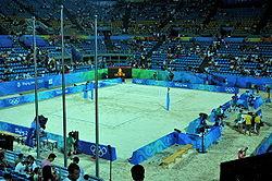 Beach Volleyball Ground 2008 Olympics.jpg