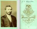 Bearded man by Brown and Higgins of Wheeling West Virginia.png