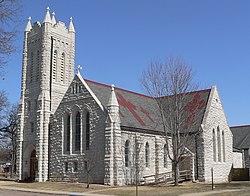 Beatrice Christ Church Episcopal from SW 2.JPG