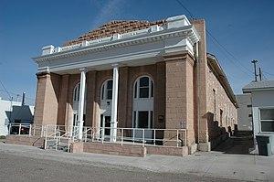 National Register of Historic Places listings in Beaver County, Utah - Image: Beaver Utah Opera House