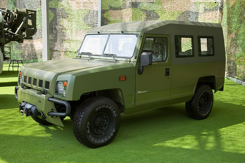 File:Beijing Benz Jeep Warrior 2020 - 2.jpg