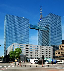 Belgium - Brussels - Belgacom Towers - 01.jpg