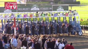 2014 Belmont Stakes - Start of the 2014 Belmont Stakes