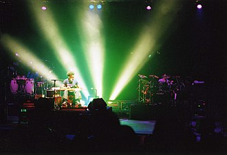 Calvin College - Ben Harper and the Innocent Criminals live at Calvin College, 2000