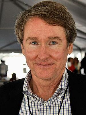 Ben Fountain - Ben Fountain at the 2012 Texas Book Festival.