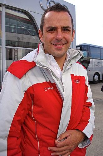 Benoît Tréluyer - Tréluyer in 2013