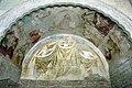Benozzo gozzoli, tabernacolo di legoli, 1479-80, 13, maestà e santi 01.jpg