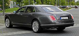Bentley Mulsanne (2010) - Bentley Mulsanne