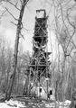 Beobachtungsturm an der elsässischen Grenze - CH-BAR - 3238274.tif