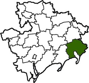 Berdiansk Raion - Image: Berdyanskyi Raion