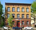 Berlin, Mitte, Pflugstrasse 12, Direktorenwohnhaus 111. und 186. Gemeindeschule.jpg